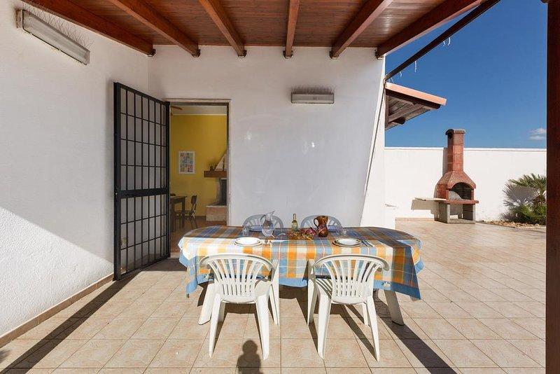 Villa Playa Del Sol, casa vacanza a Padula Fede