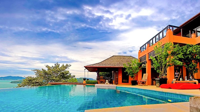 Ban Laem Phan Wa Villa Sleeps 11 with Pool and Air Con - 5821134, holiday rental in Wichit