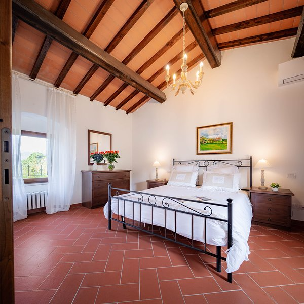 Gelsomino with air conditioning, holiday rental in Pratolino