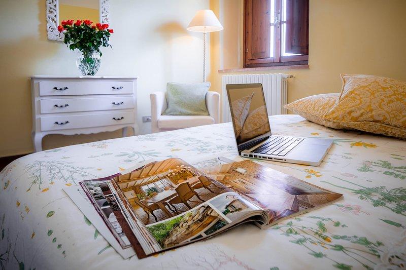 Wonderful House, holiday rental in Pratolino