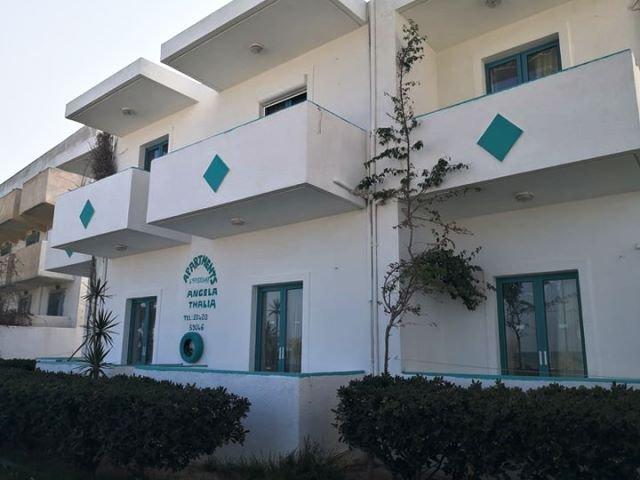 Angela Thalia Apartments, alquiler de vacaciones en Kefalos