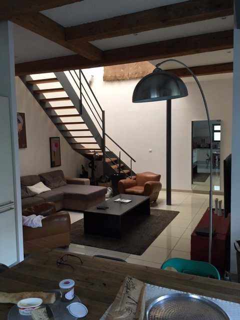 Amazing house with garden & terrace, holiday rental in Bages