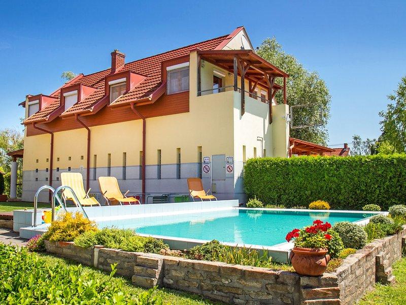 Balaton A466, casa vacanza a Balatonmariafurdo