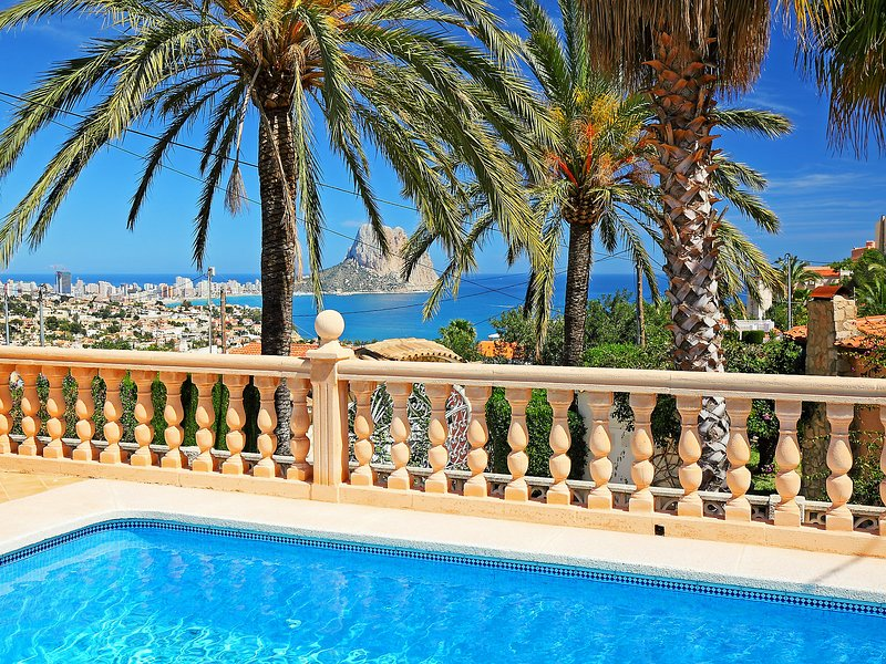 Ifach, holiday rental in Calpe