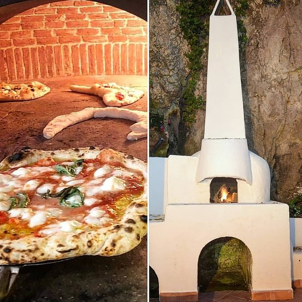 Making Pizza in a Wood-Burning Pizza Oven! At Villa Aglaia  is possible to take a pizza class
