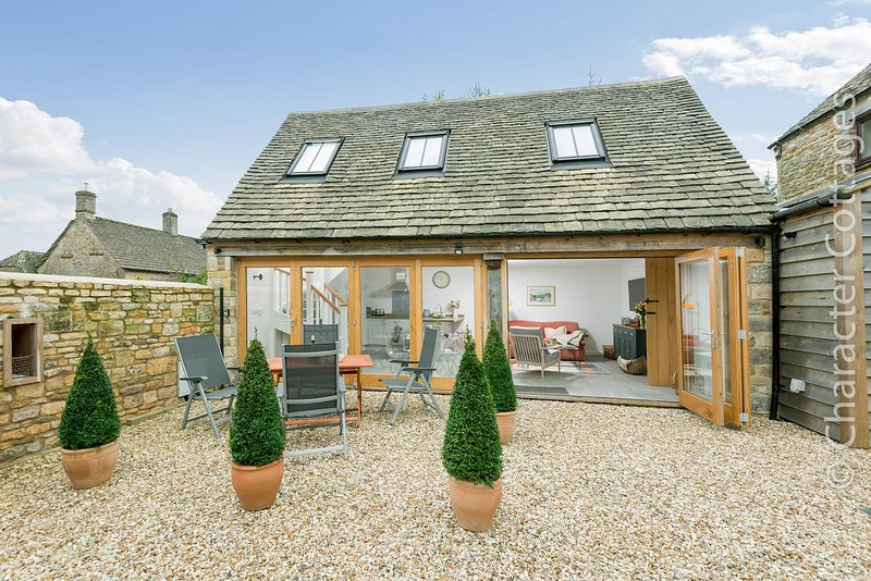 The Cottage at Robins Roost is an exquisite holiday home in Little Rissington., vacation rental in Wyck Rissington