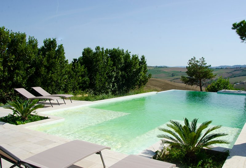 Rimini Villa Sleeps 8 with Pool - 5830671, vacation rental in Tavullia