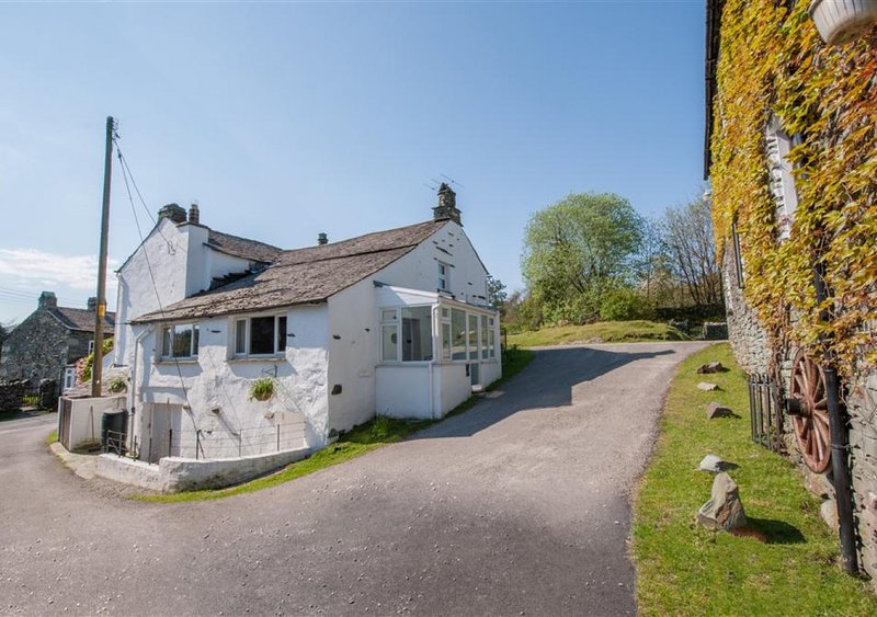 The Woodloft, holiday rental in Little Langdale