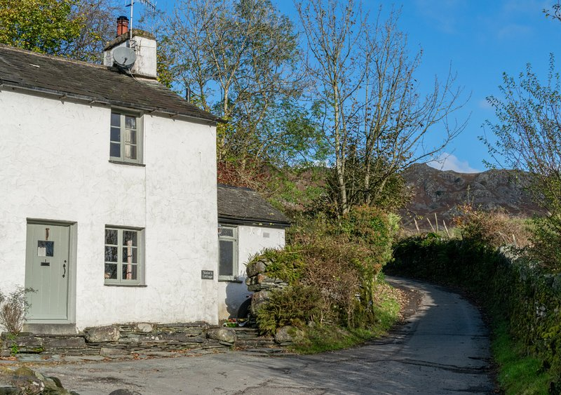Slaters Cottage, holiday rental in Little Langdale