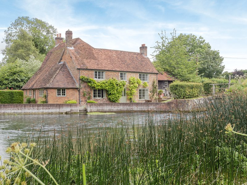 Stitchcombe Mill, holiday rental in Lambourn