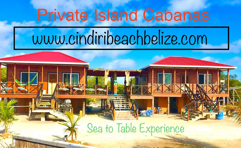 il Twin Cabanas Manatee Manor e il Cormorants Nest