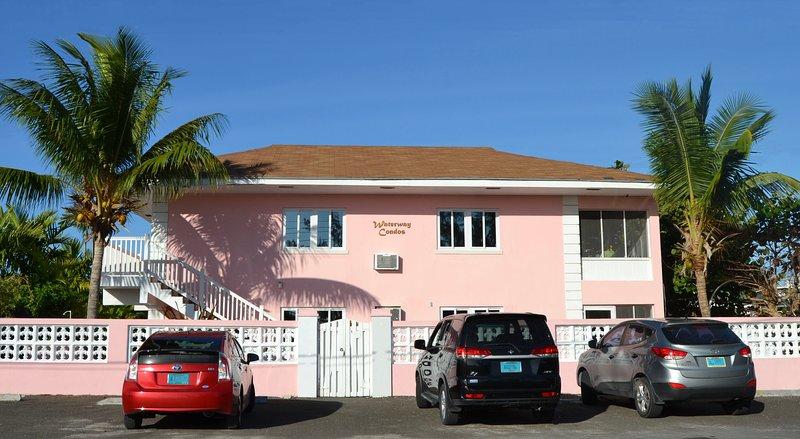 Vacation Rental at Waterway Condos Bahamas, vacation rental in Nassau