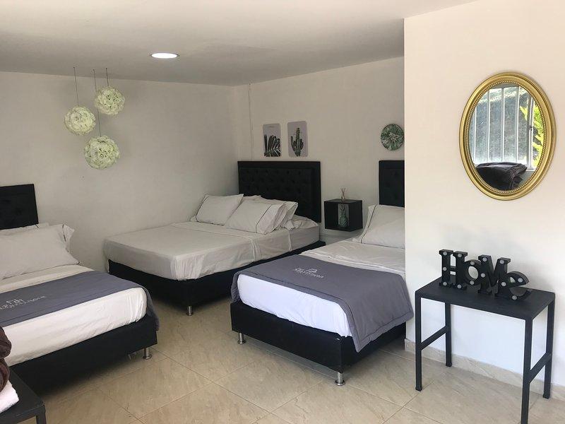 La Martinera Aguas Abiertas Room 6, aluguéis de temporada em Guatape