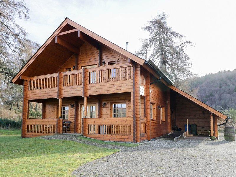 Allt Lodge, Drumnadrochit, Loch Ness, Ferienwohnung in Cannich