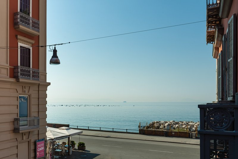 Parthenope Apartment by Wonderful Italy, holiday rental in Marano di Napoli