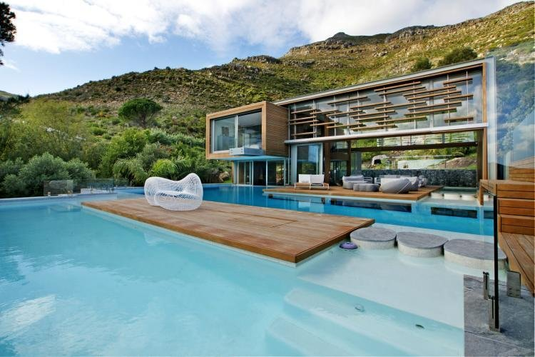 The Spa House, holiday rental in Hout Bay