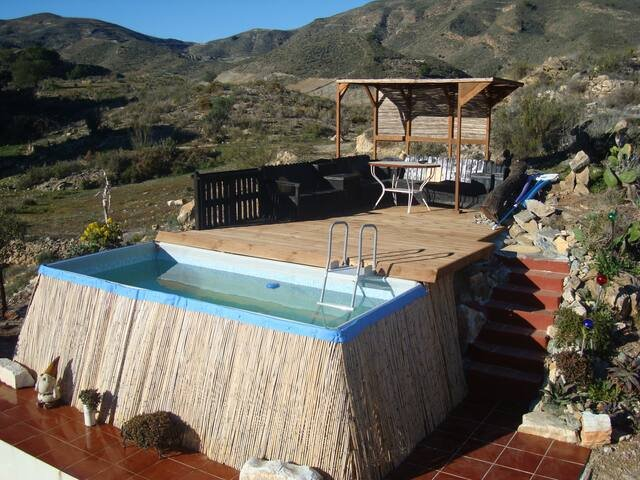 El Sueno Imposible, holiday rental in Arboleas