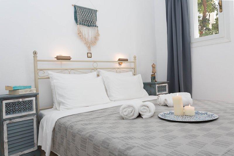 Galini Mare Hotel - Double Room with Garden View, location de vacances à Kokkinos Pirgos