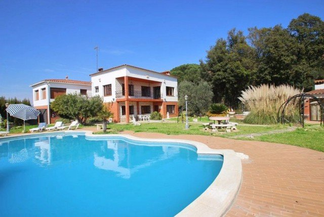 Calonge Villa Sleeps 10 with Pool and Free WiFi - 5570185 – semesterbostad i Sant Antoni de Calonge