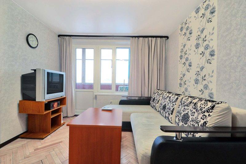 Apartments near metro Babushkinskaya, holiday rental in Balashikha