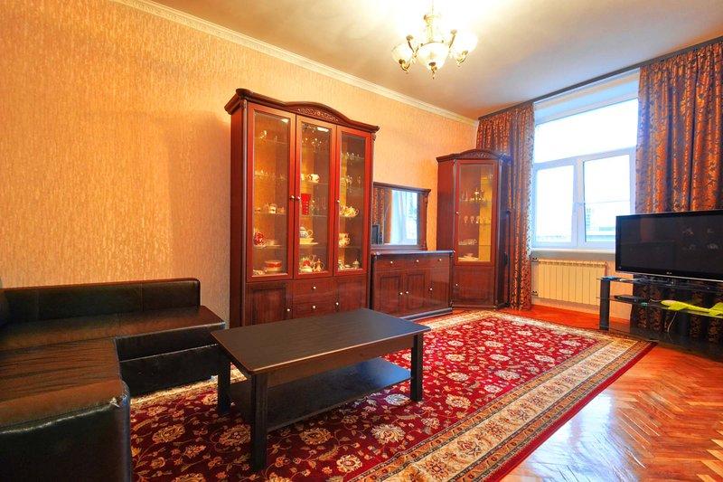 Spacious Apartaments near metro Rokossovsky Boulevard, holiday rental in Monino