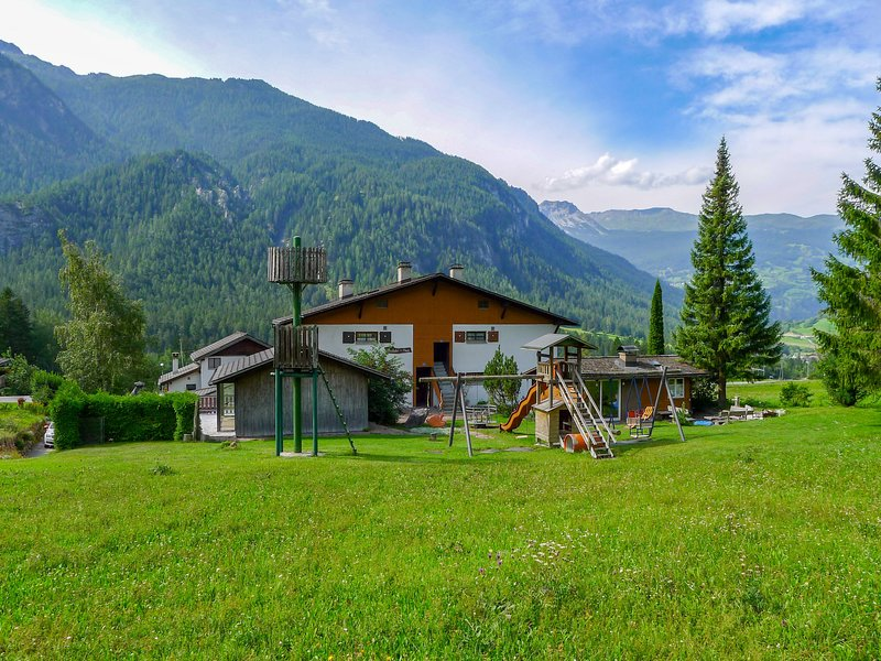 Fricktalerhuus, vacation rental in Alvaneu Bad