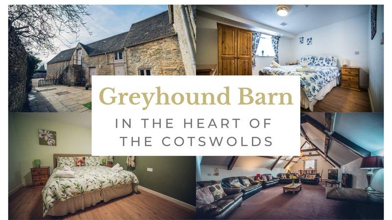 Greyhound Barn, holiday rental in Chedworth