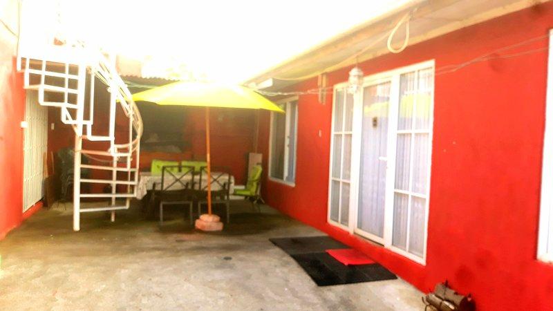 Alojamiento  en departamento planta baja por dias full amoblado, location de vacances à Talcahuano