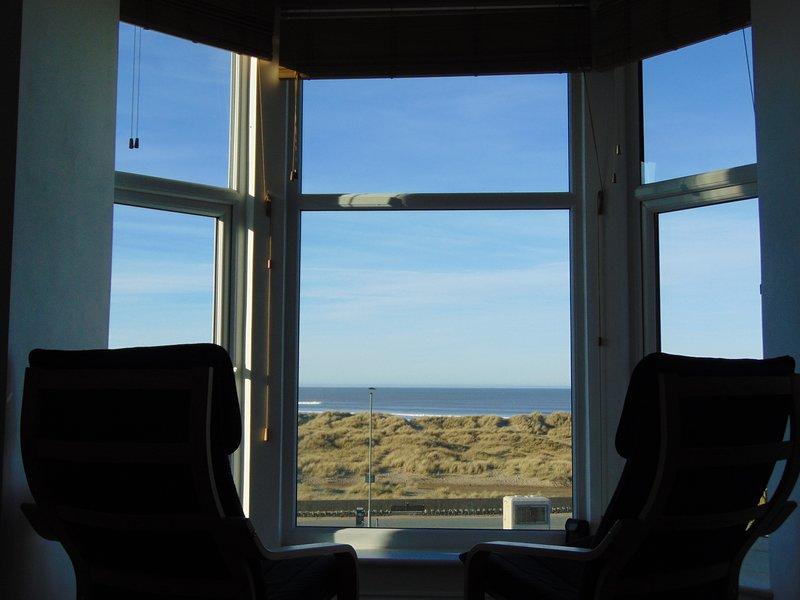 Third Floor Flat with Stunning Sea Views, location de vacances à Barmouth