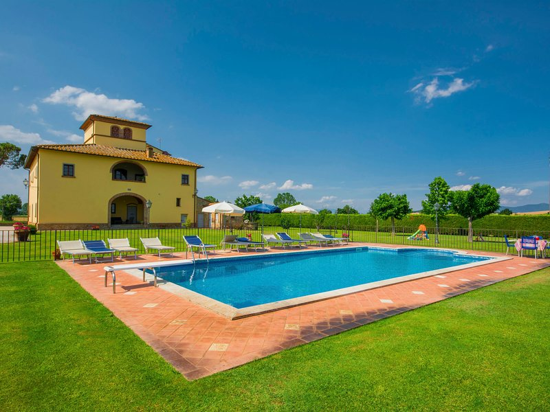 La Salciaia, vacation rental in Badicorte
