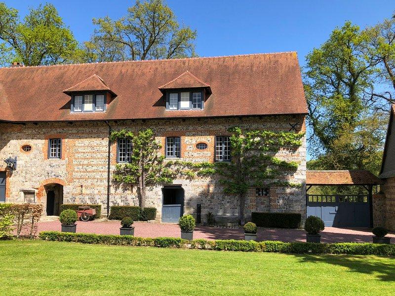 Varengeville-sur-Mer Villa Sleeps 8 - 5830763, holiday rental in Quiberville