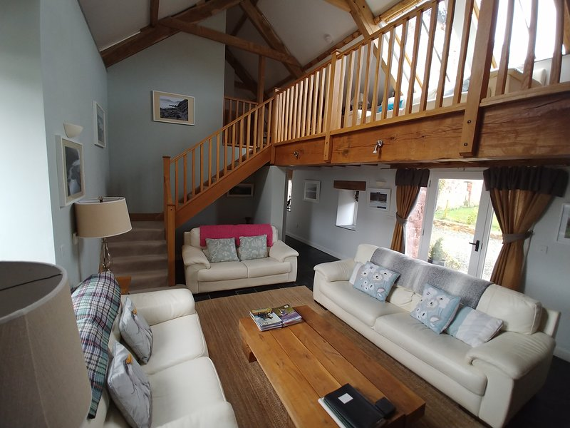 The Old Cowshed-near Dale Pembs Coast National Park, holiday rental in Herbrandston