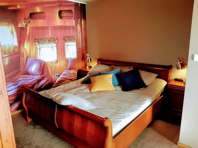 La Reine Suite - with dinner option, alquiler vacacional en Heijningen
