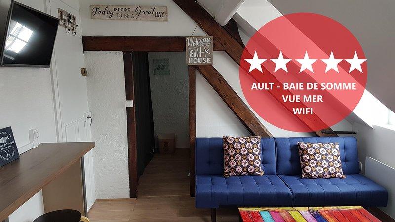 La belle vue du Relais Fleuri, holiday rental in Saint-Quentin-la-Motte-Croix-au-Bailly
