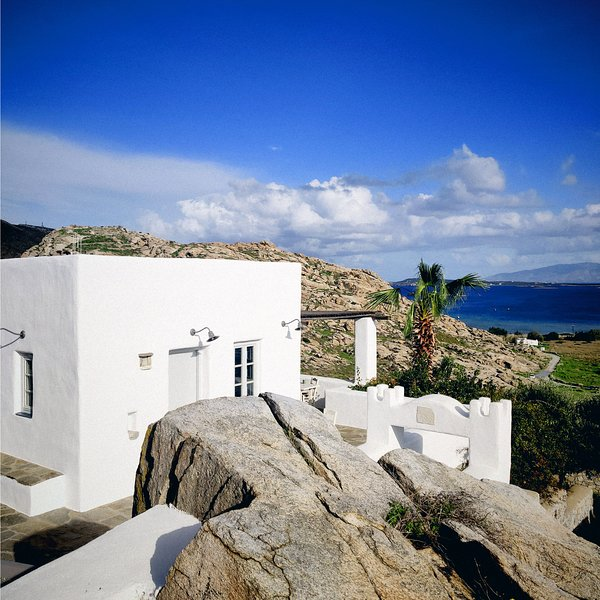 Villa Danai- (House & Studio) Peaceful traditional house, alquiler vacacional en Paros