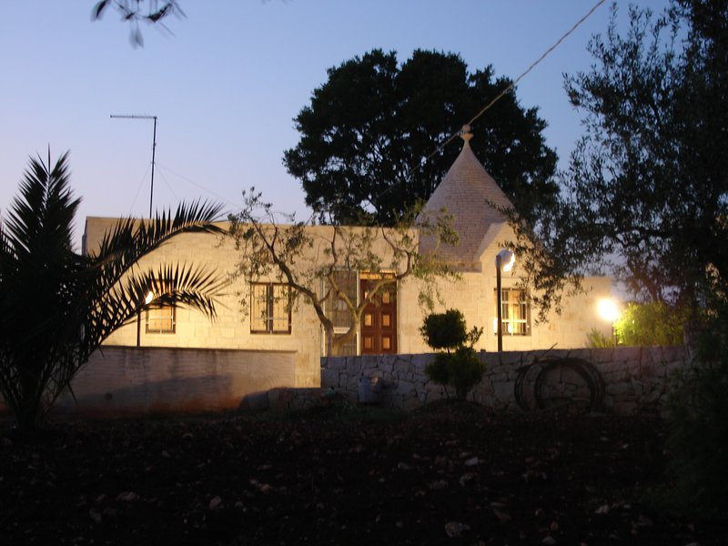 Trullo Salamina, holiday rental in Cisternino