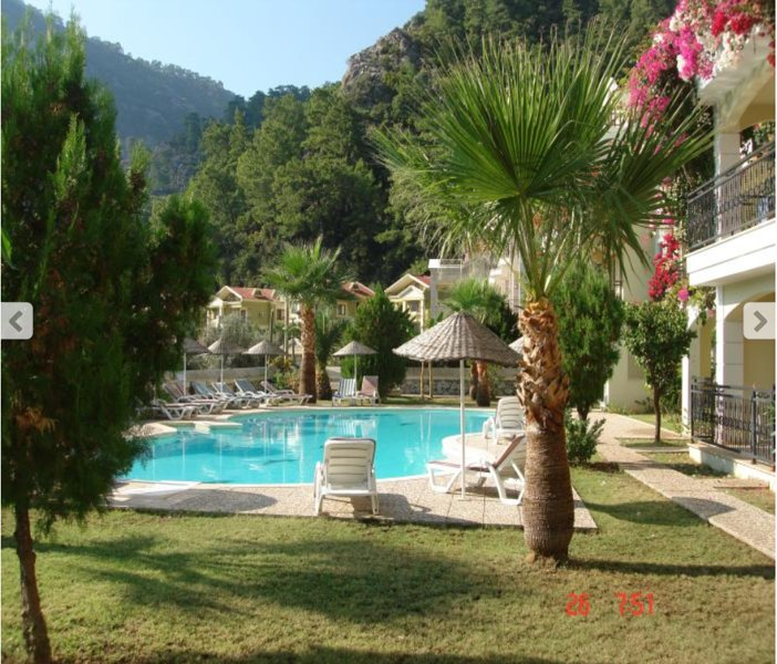 'Siraz' Fidan 2 apartments with large shared swimming pool in Turunc. – Home, holiday rental in Turunc