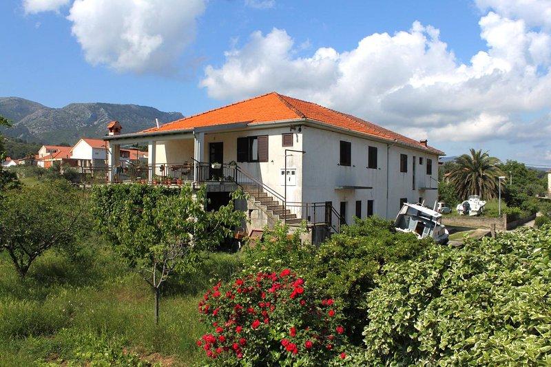 Jelsa Apartment Sleeps 5 - 5460310, casa vacanza a Pitve