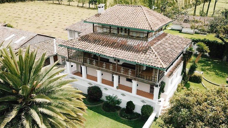 La Quinta San Miguel, alquiler de vacaciones en Ibarra
