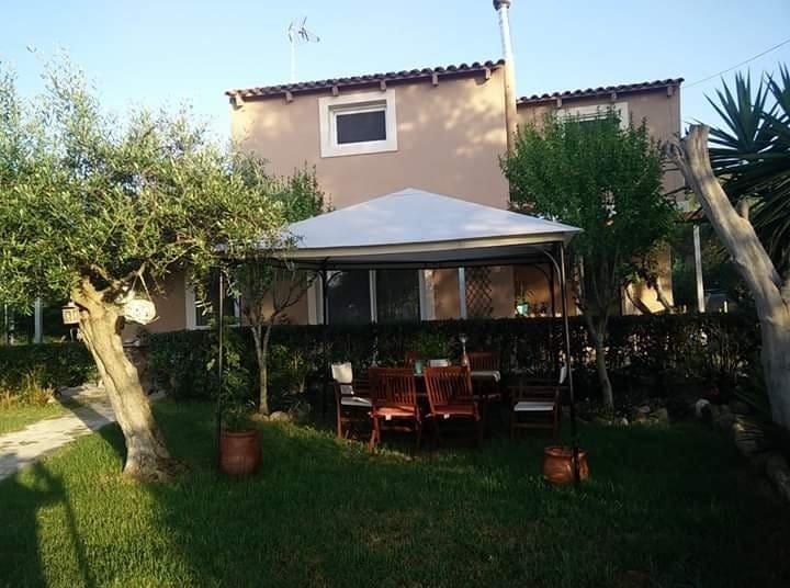 Villa Lou Corfu, vakantiewoning in Gardenos