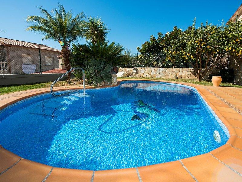 Juan, vacation rental in L'Arboc
