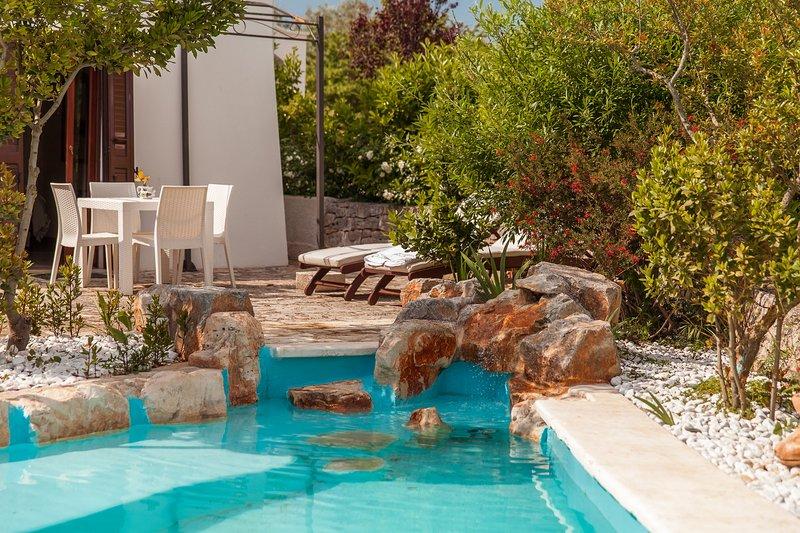 la Lamia Classic di Trulli Anna, holiday rental in La Fica
