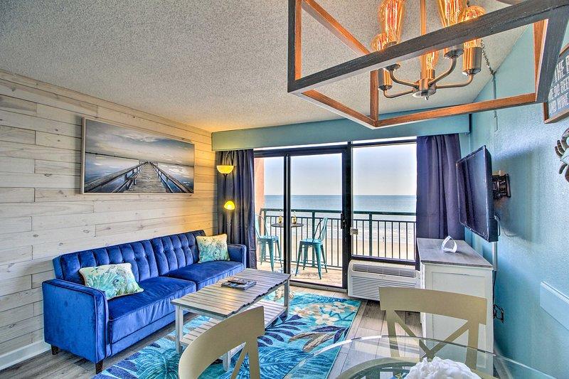 Vieni a visitare questo condominio con 1 camera da letto e 1 bagno in affitto a Myrtle Beach!