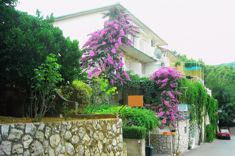 Jelsa Apartment Sleeps 5 with Air Con - 5462137, casa vacanza a Pitve