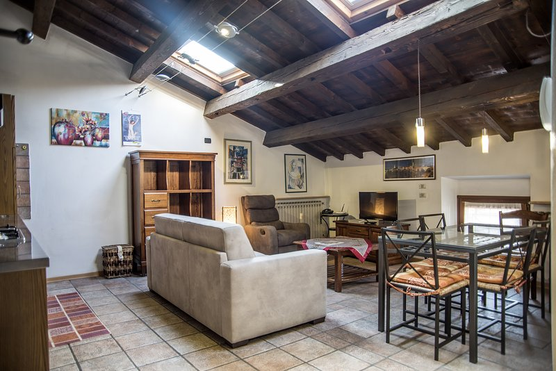 Castelletto, holiday rental in San Pancrazio