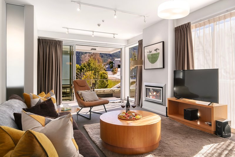 Central Hideaway on Kent, holiday rental in Queenstown