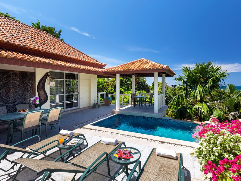 Villa Kamia - Tropical escape