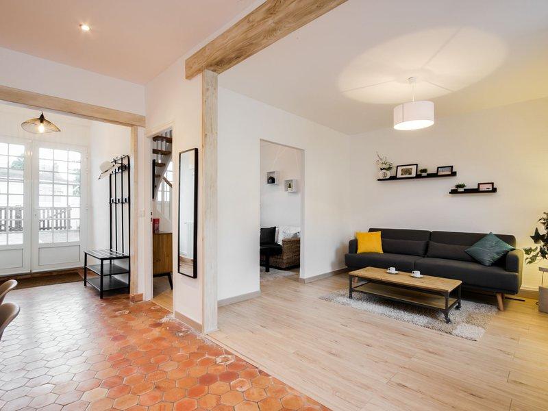 Kergorlay, holiday rental in Saint-Arnoult