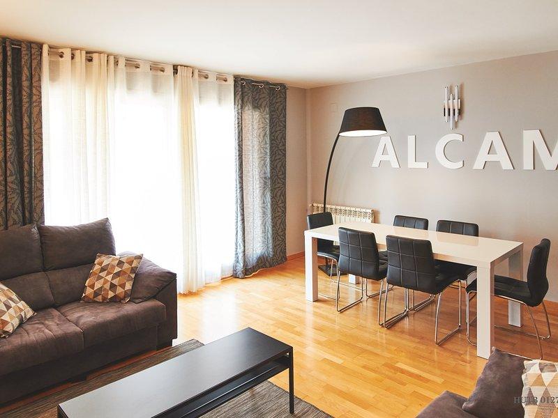 202. Tresmall Playa Badalona Apartment, alquiler de vacaciones en Santa Coloma de Gramanet