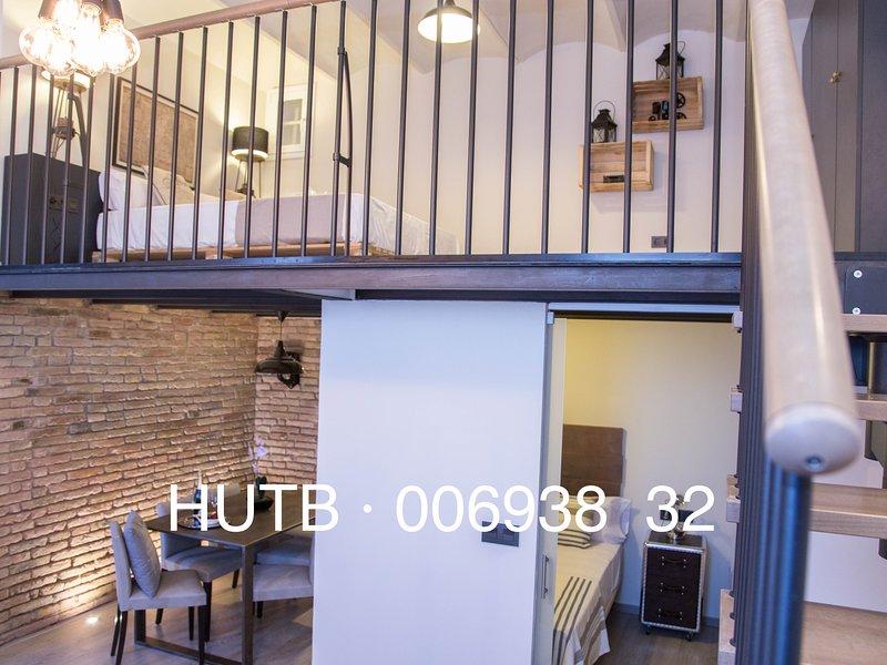 050. Factory Apartment, holiday rental in Sant Adria de Besos
